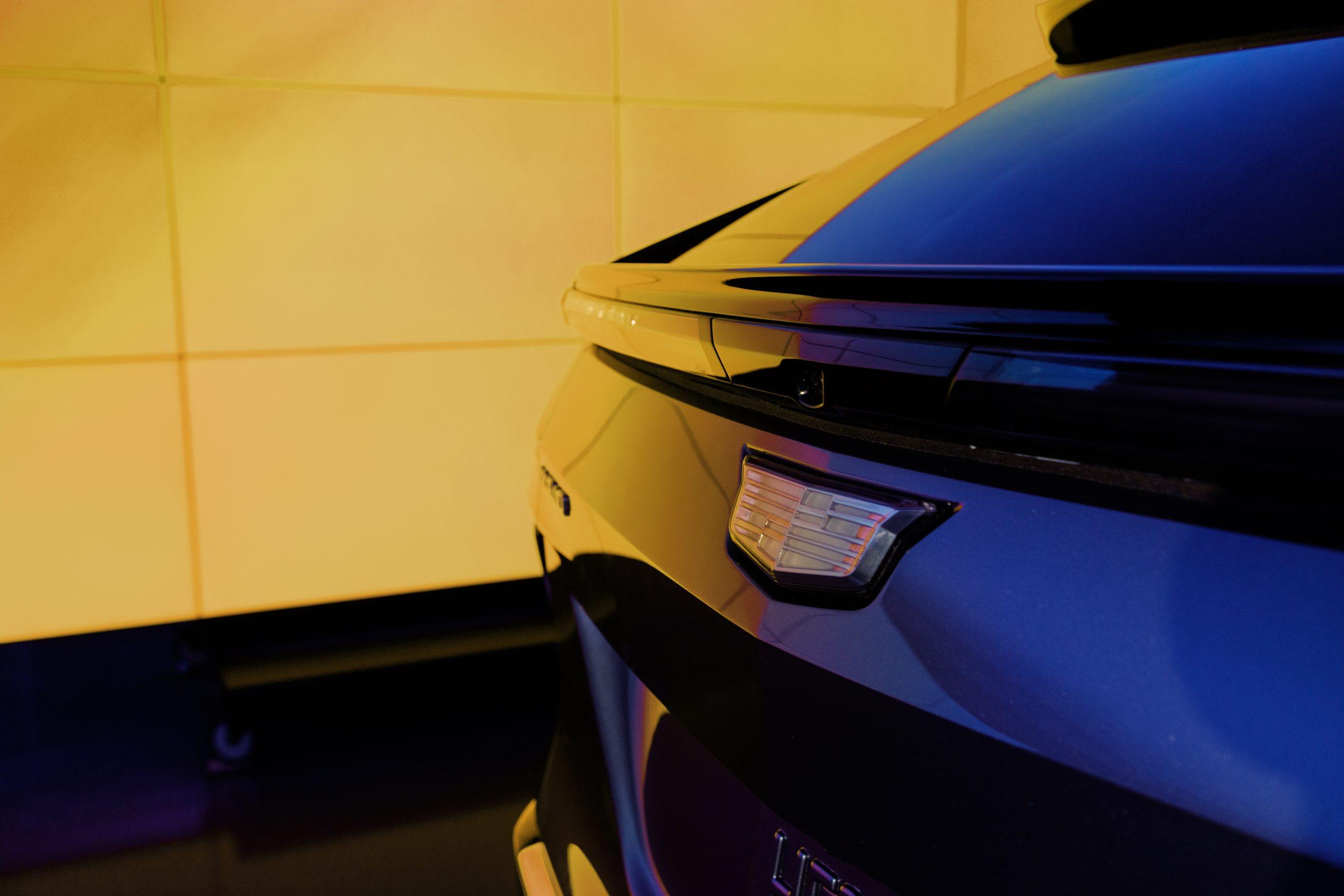 2023 Cadillac Lyriq exterior rear