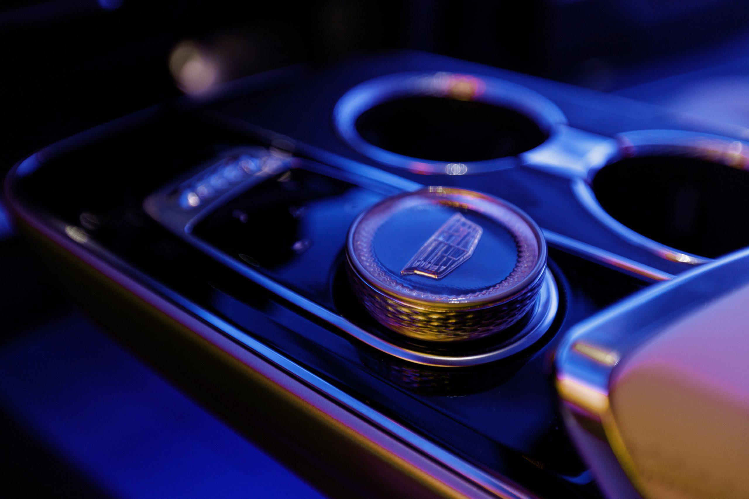 2023 Cadillac Lyriq interior console button MFC