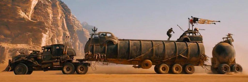 Mad Max Fury Road prop tanker