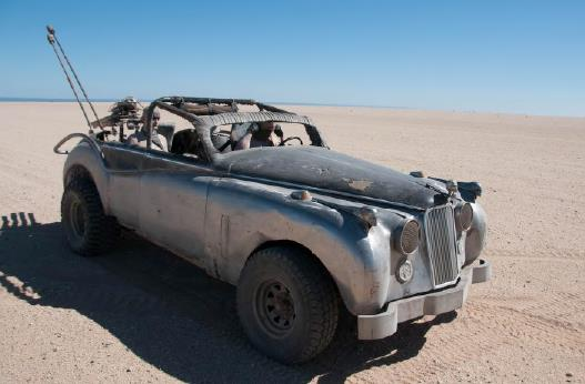 Mad Max Fury Road prop car coupe