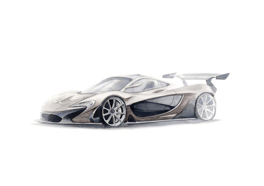 McLaren P1 LM Paul Howse