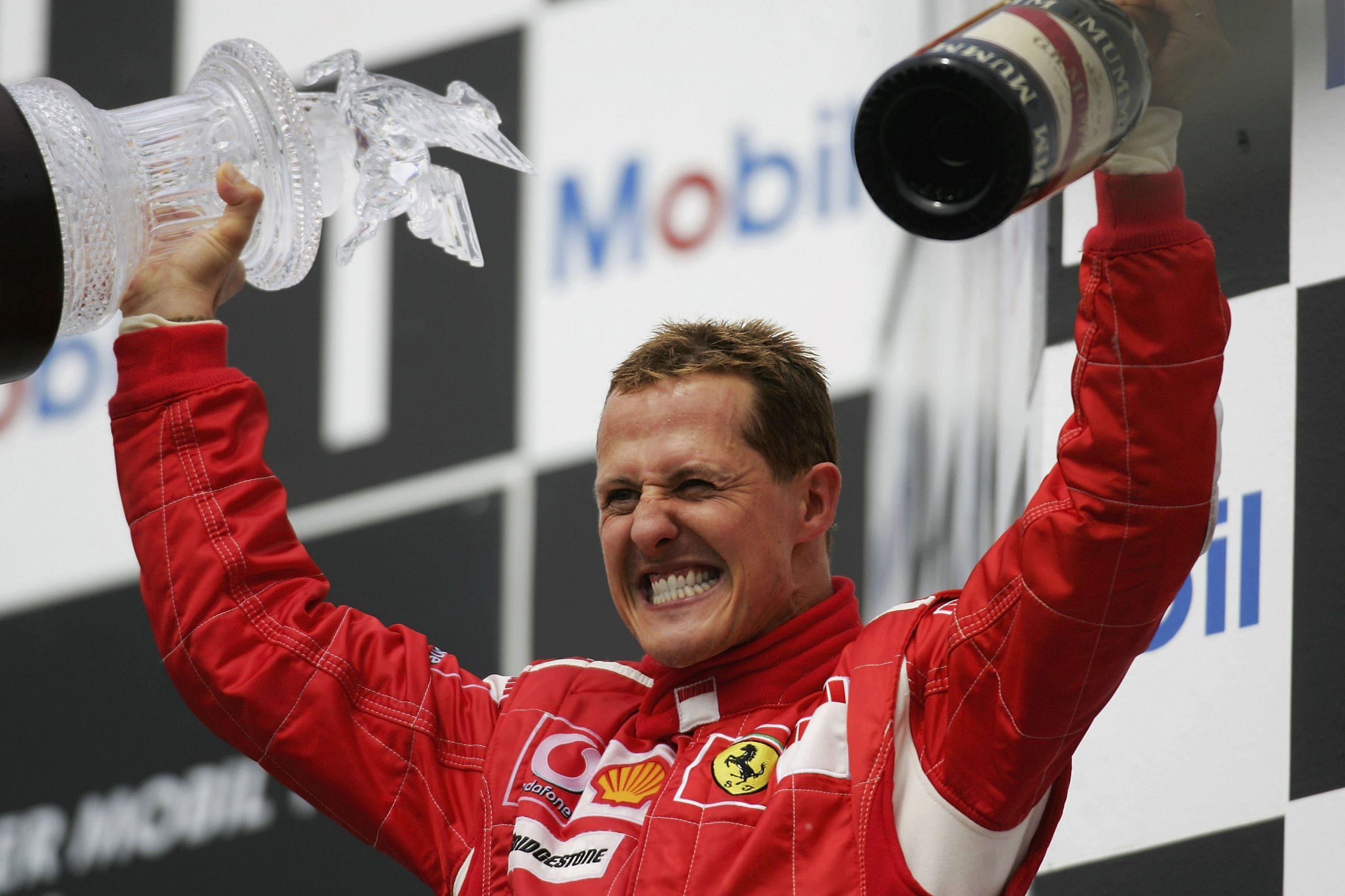 30 years after Michael Schumacher's first F1 Grand Prix, Netflix puts a spotlight on the racing legend
