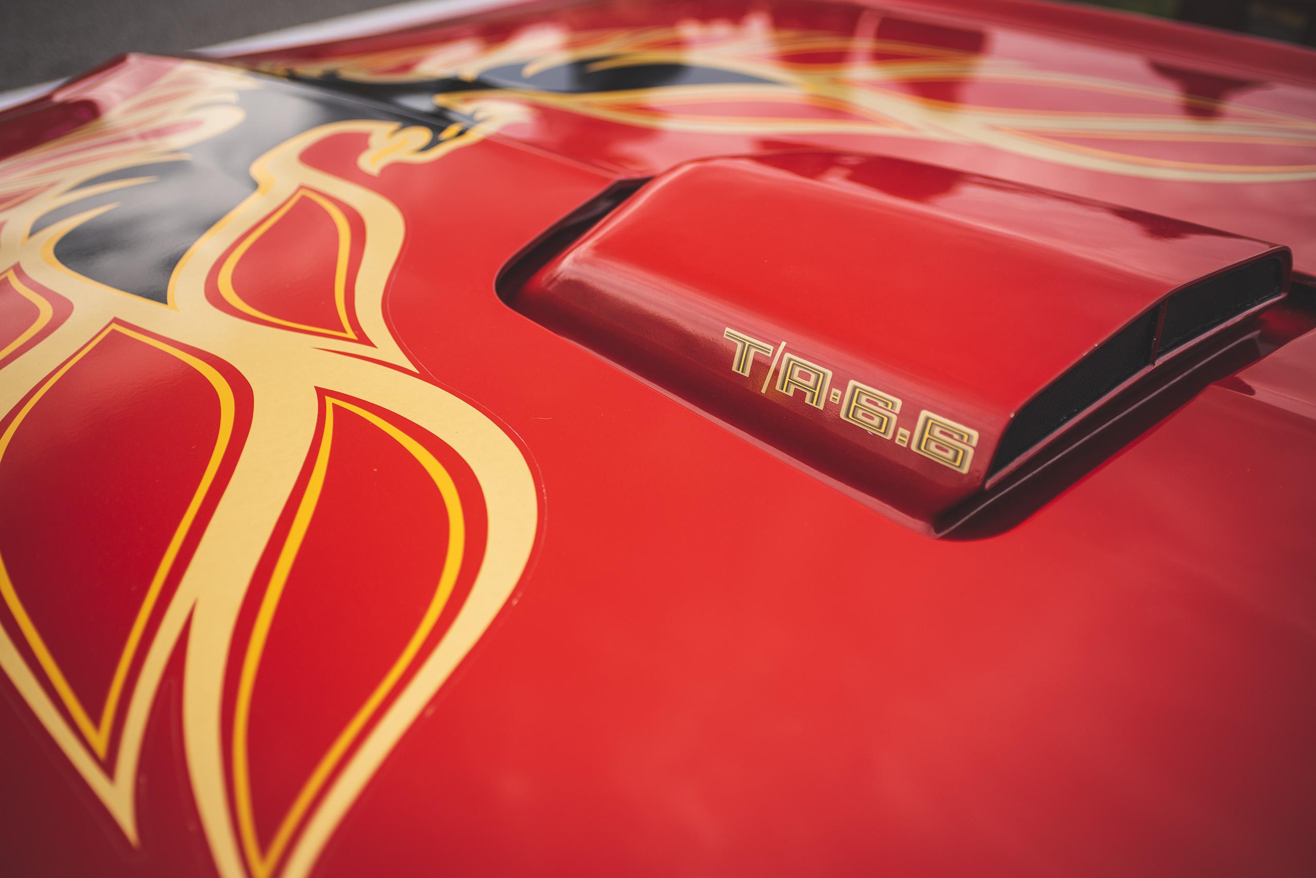 pontiac firebird air intake