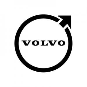 New Volvo logo - September 2021