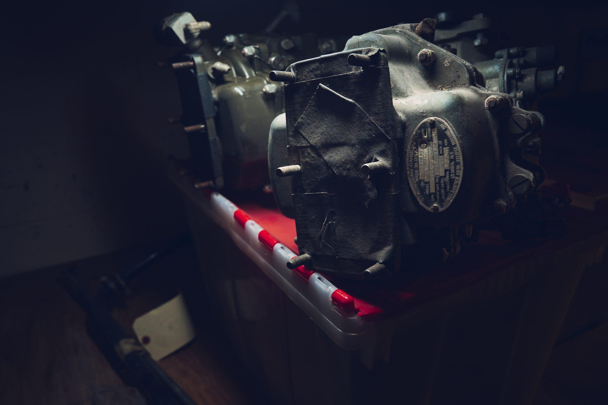 Nashville vintage car museum machinery