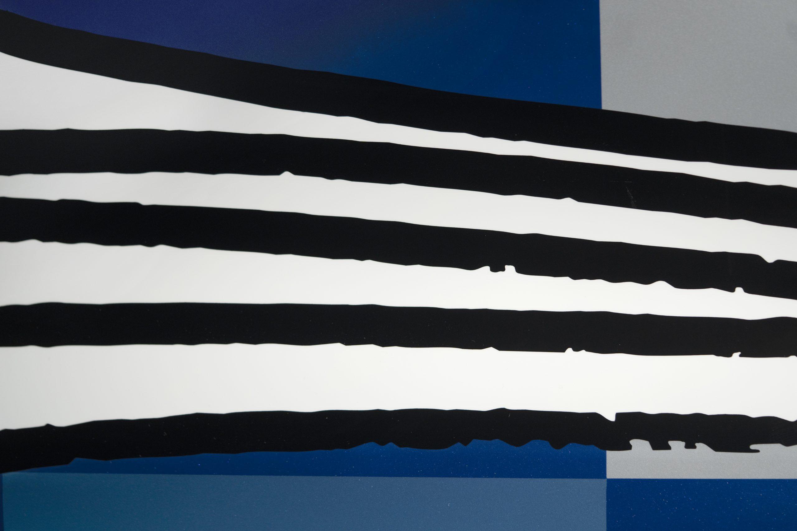 Jeff Koons BMW 850 art car 1