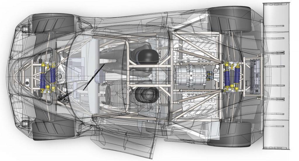 Palatov D2 electric cutaway