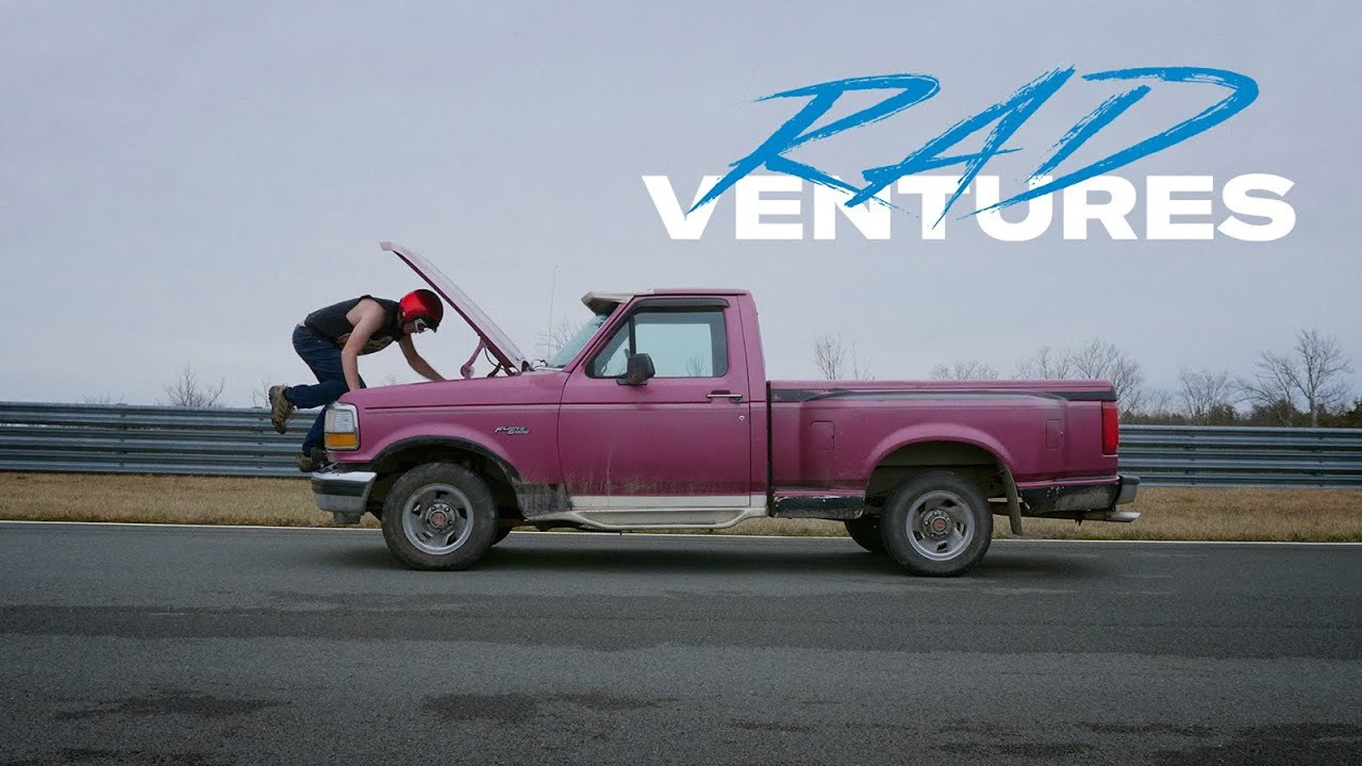 Ford F150 radventures show