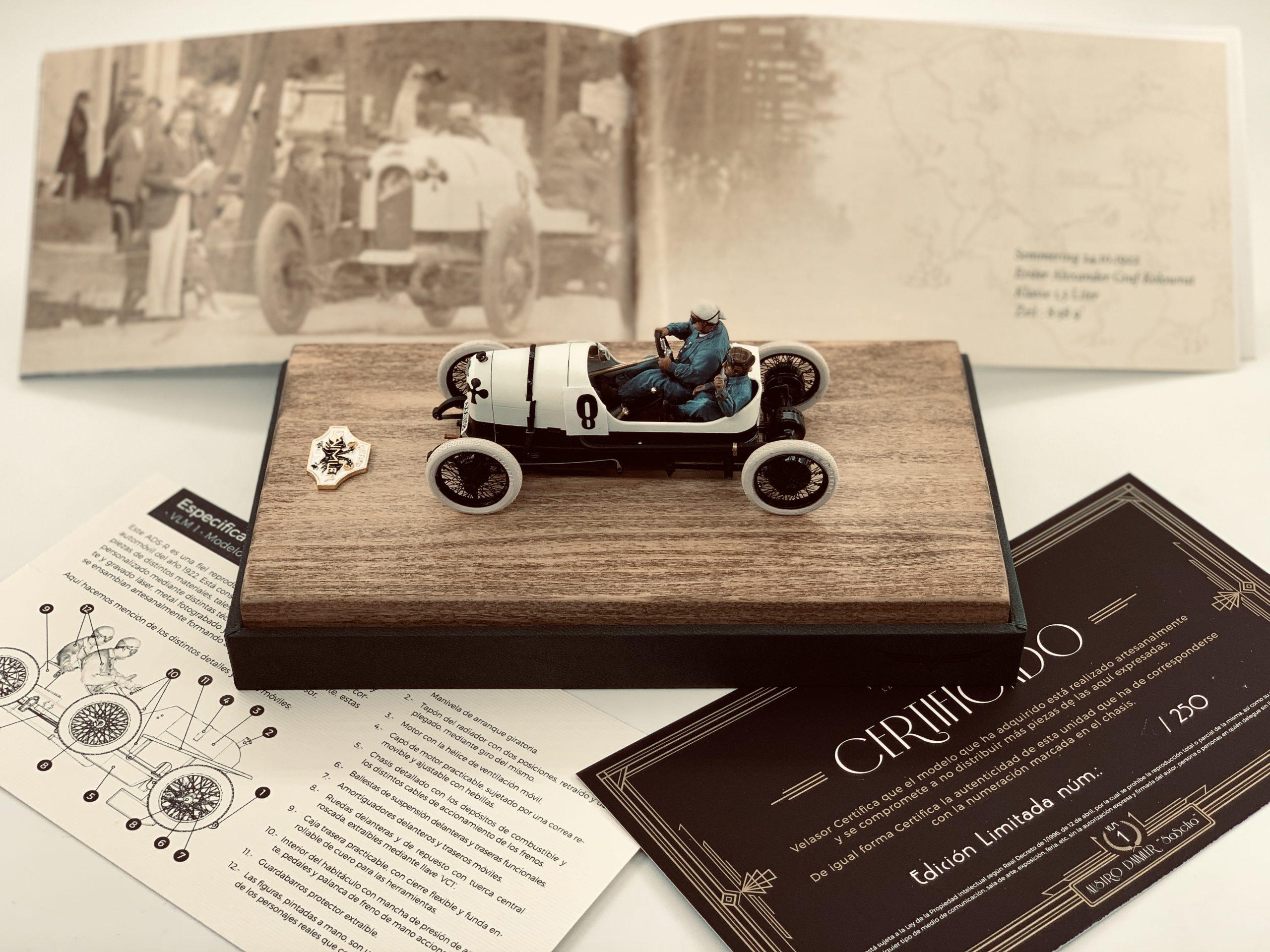 Ramon Cubiro miniatures set