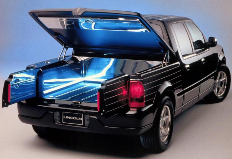 Lincoln Blackwood Concept