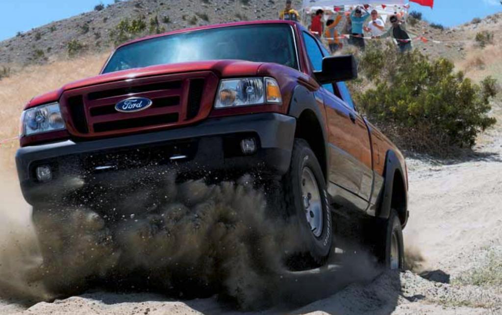 Ford Ranger FX4 Level II