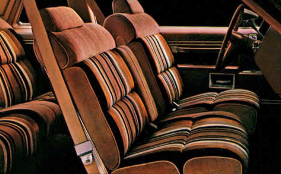 1977 Pontiac Bonneville Brougham