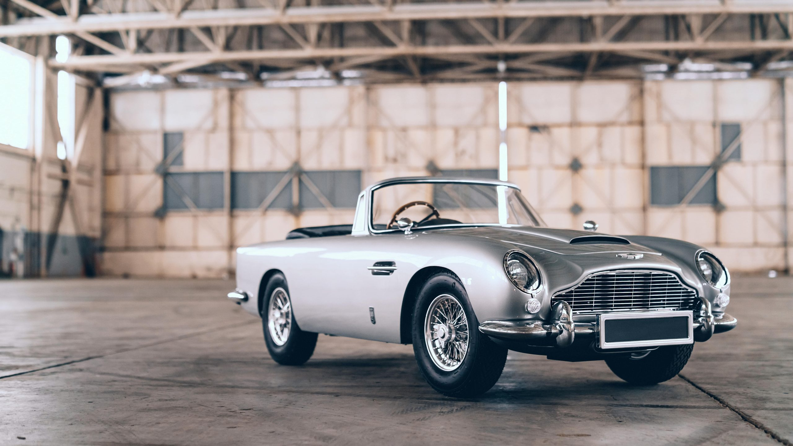 The Little Car Company No Time To Die DB5