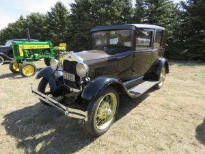 Vanderbrink - Krinke Collection - 1929 Ford Model A