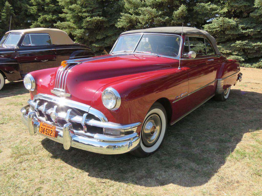 Vanderbrink - Krinke Collection - 1950 Pontiac Chiefton