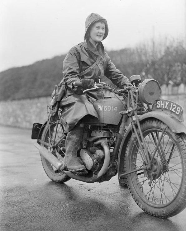 Wren Despatch Rider
