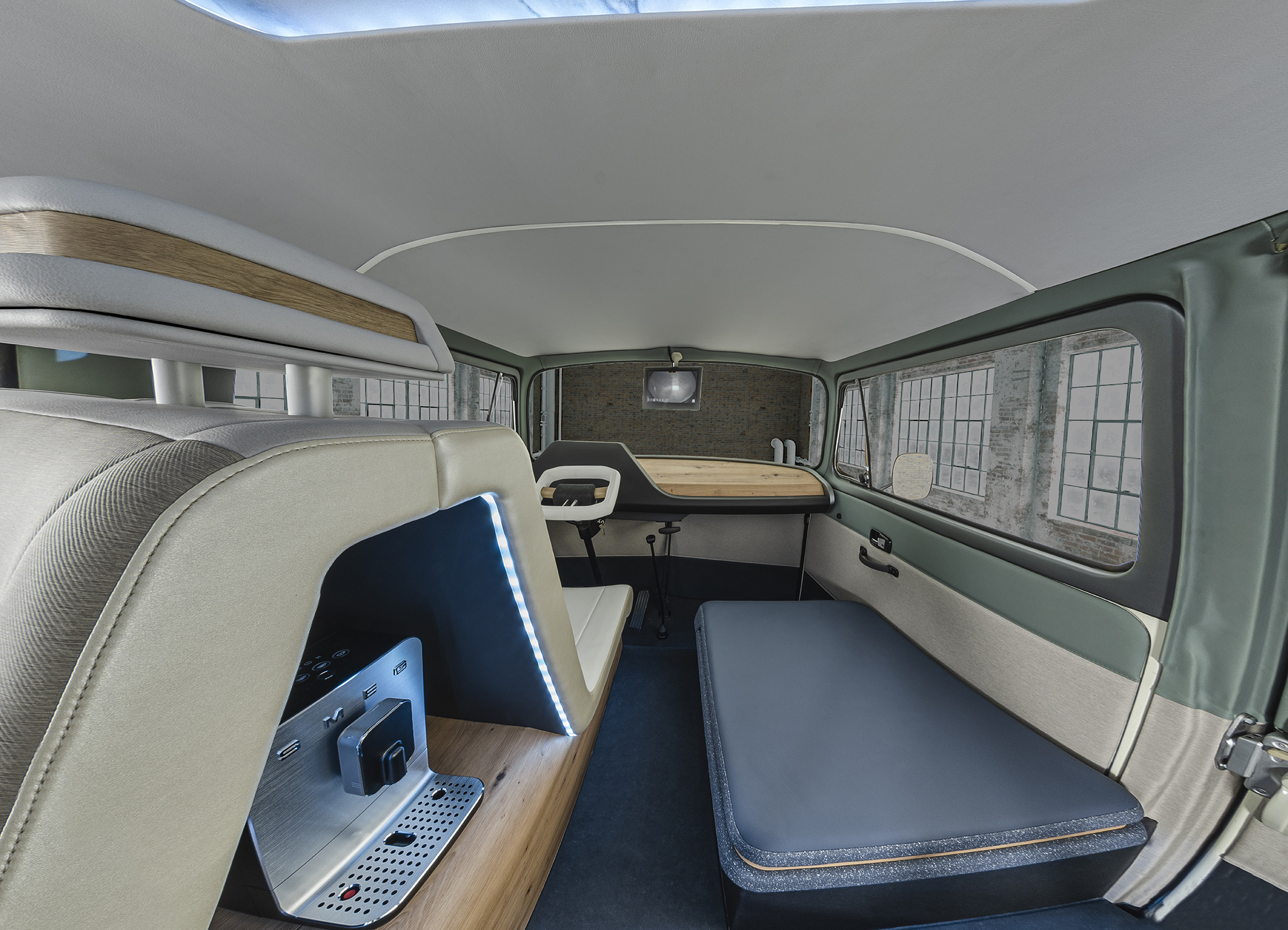 Continental ambience interior