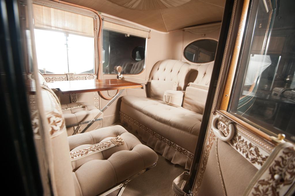 Rolls Royce Silver Ghost 40/50 Hamshaw