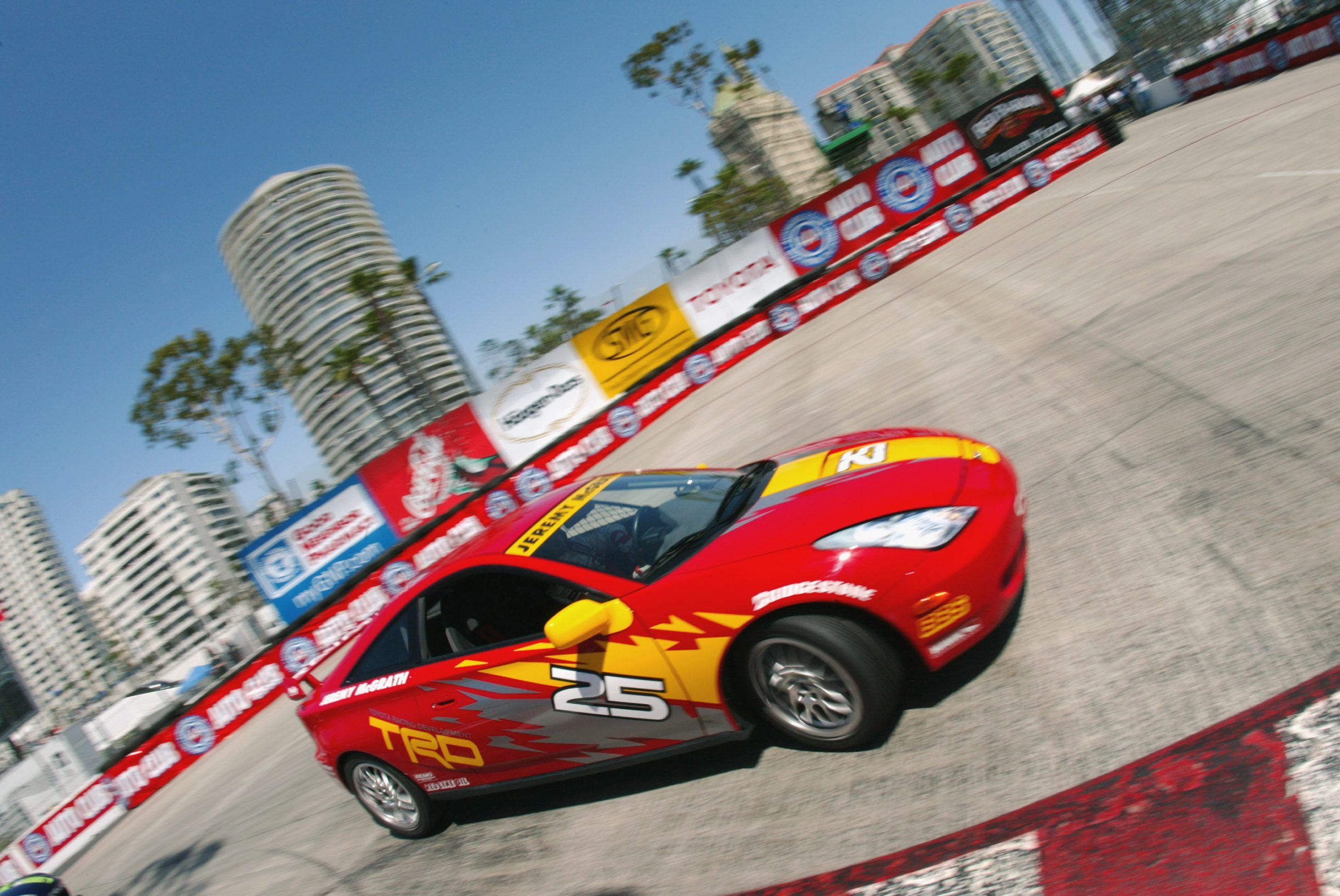 The Toyota Pro/Celebrity Race: Forty years of glorious mayhem
