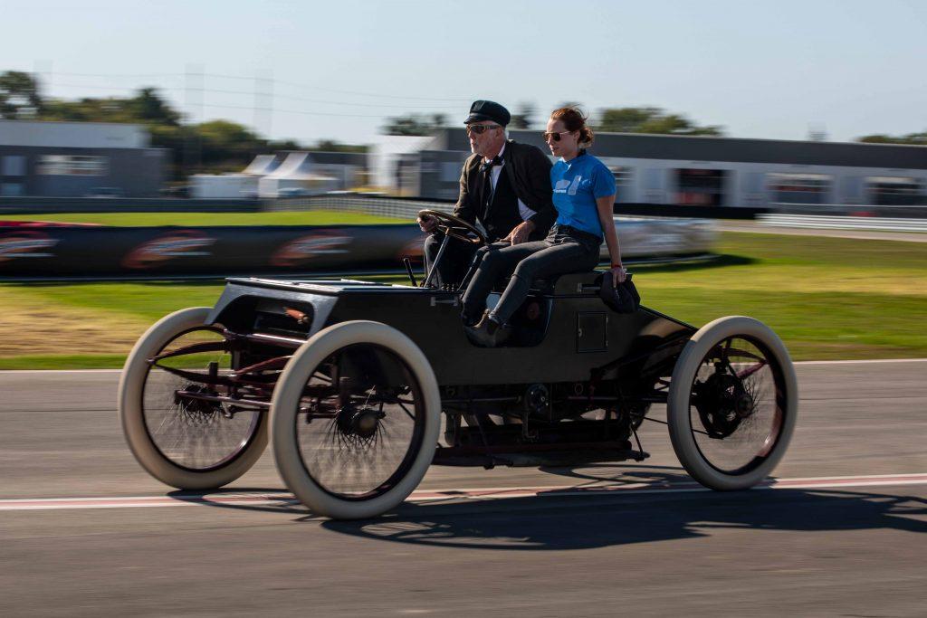 1901 Speedster replica Henry Ford