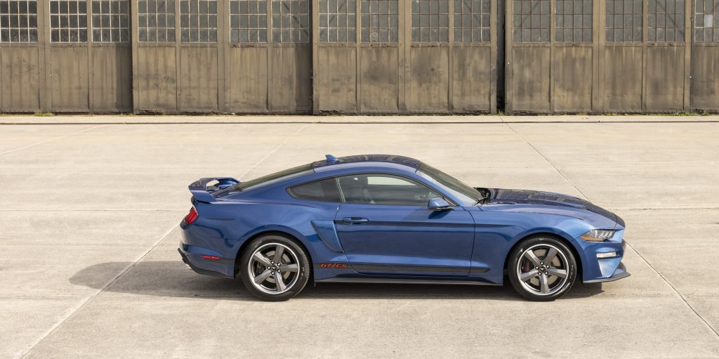 Ford Mustang California Special with GT Performance Package