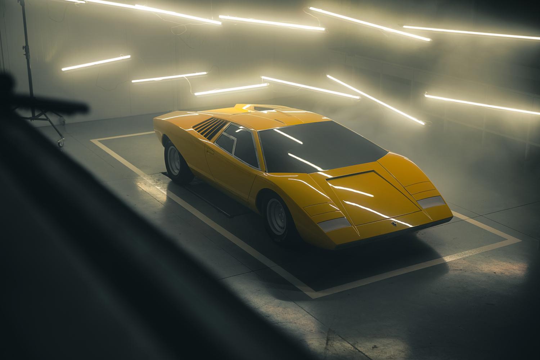Lamborghini Countach LP 500 1