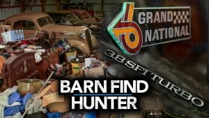 Low Mileage 1984 Buick Grand National press car and Barn full of cars   Barn Find Hunter – Ep. 106