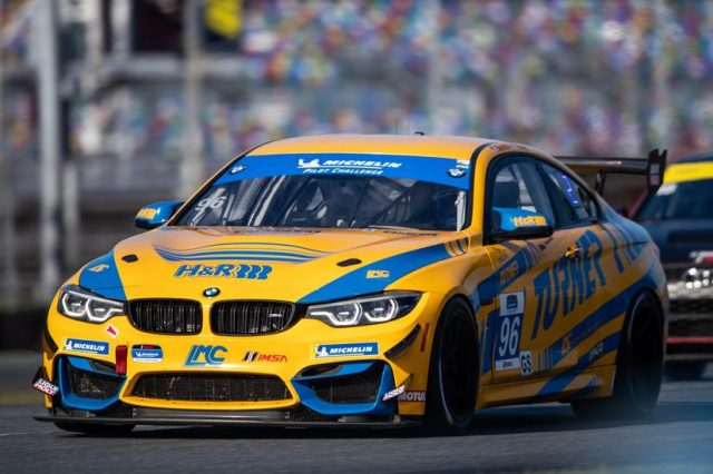 Turner Motorsport BMW M4 GT4