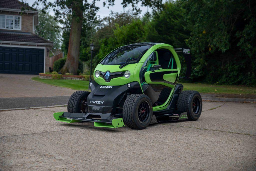 2012 Renault Twizy Oakley concept replica