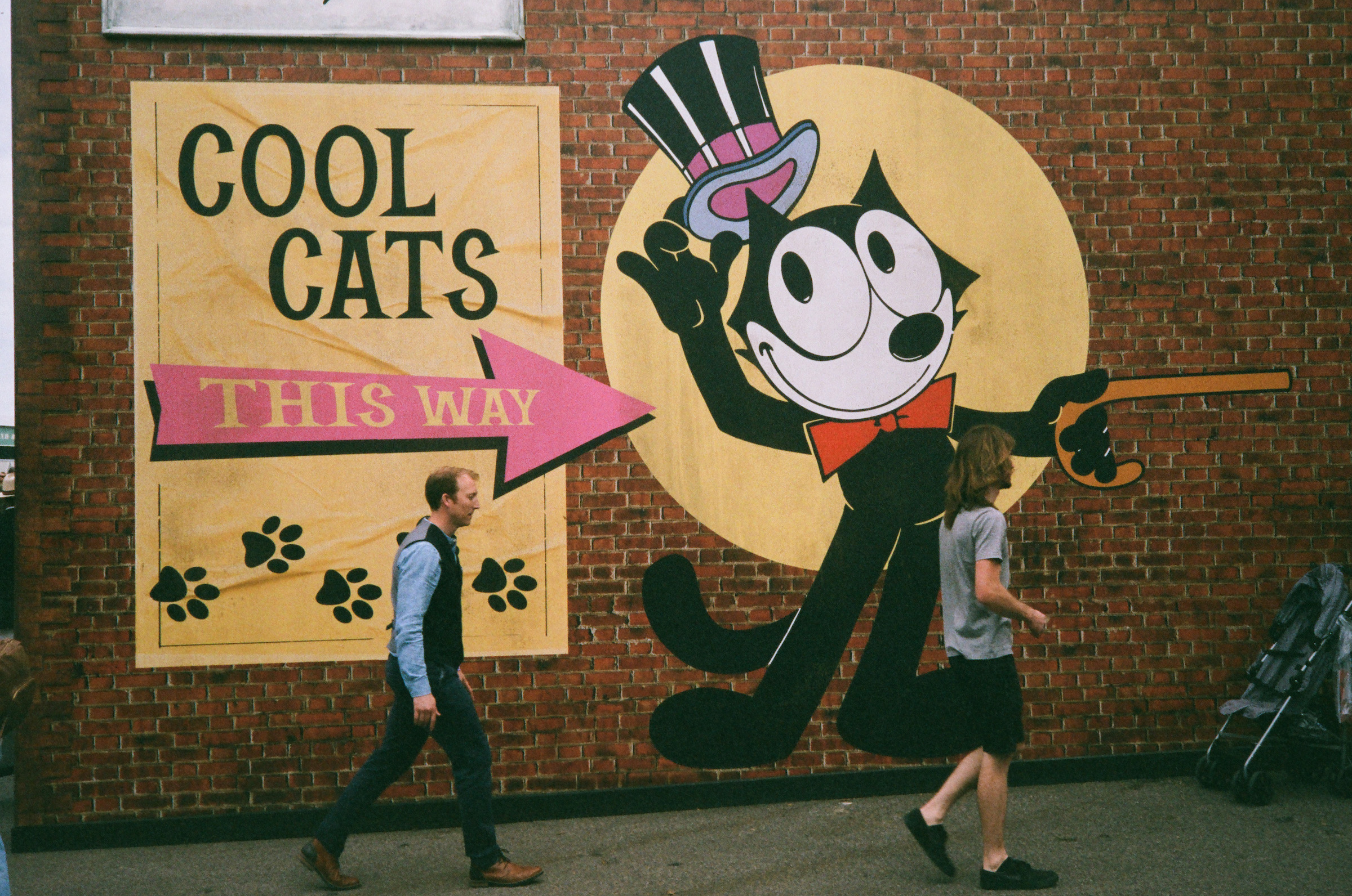 Goodwood Revival film cool cats event