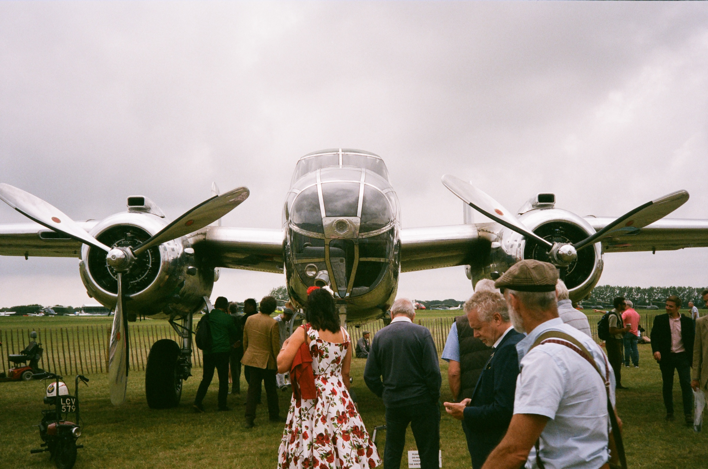 Goodwood Revival film world war 2 airplane