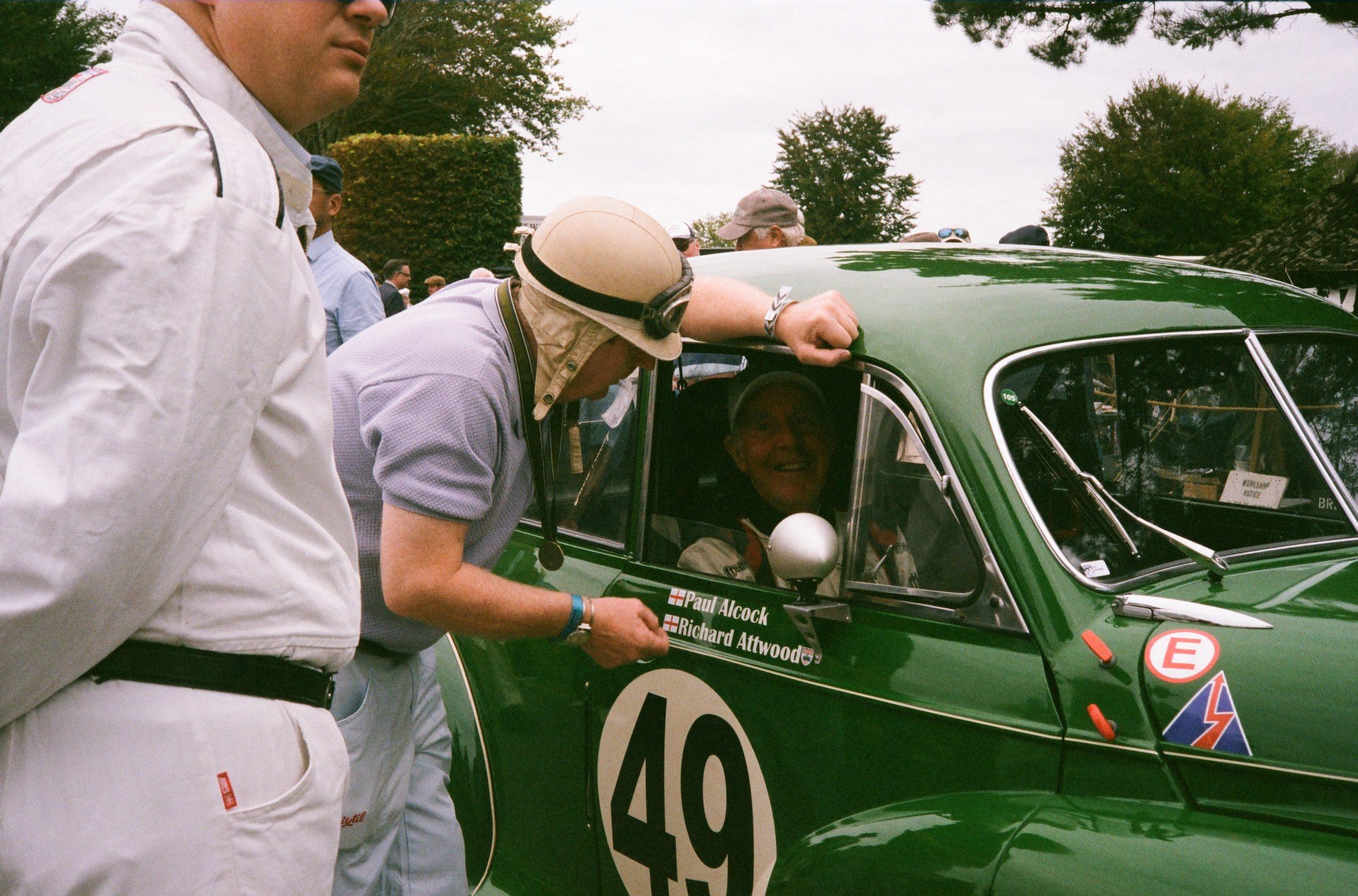 Goodwood Revival film vintage racing