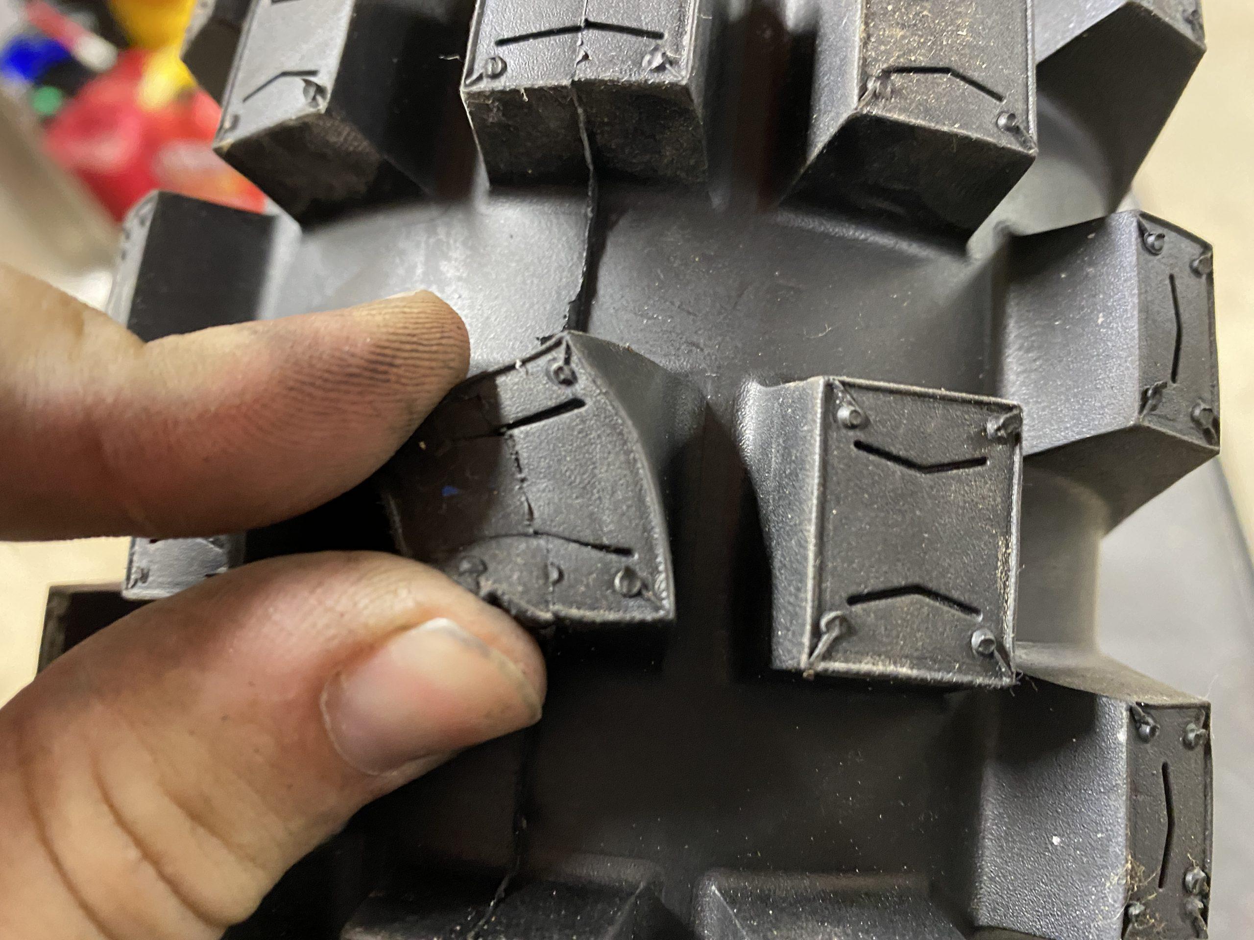 trials tire durometer