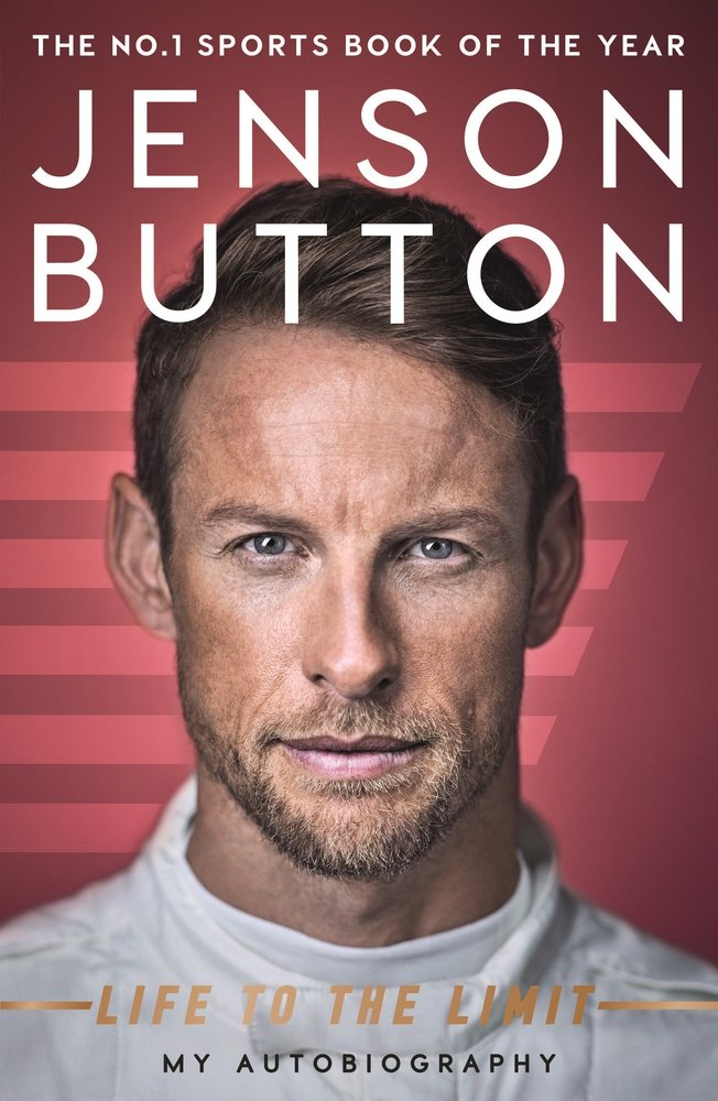 Life to the Limit cover Jenson Button