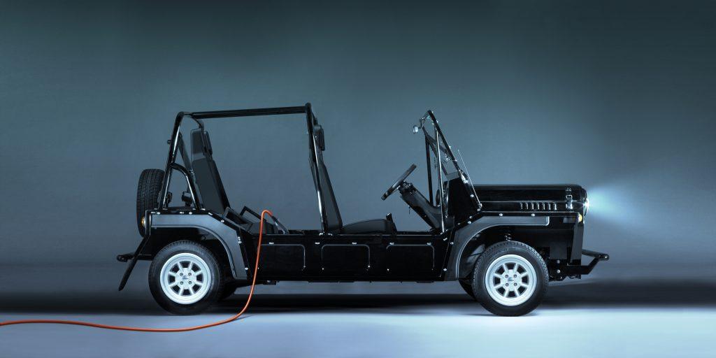 Moke electric beach car