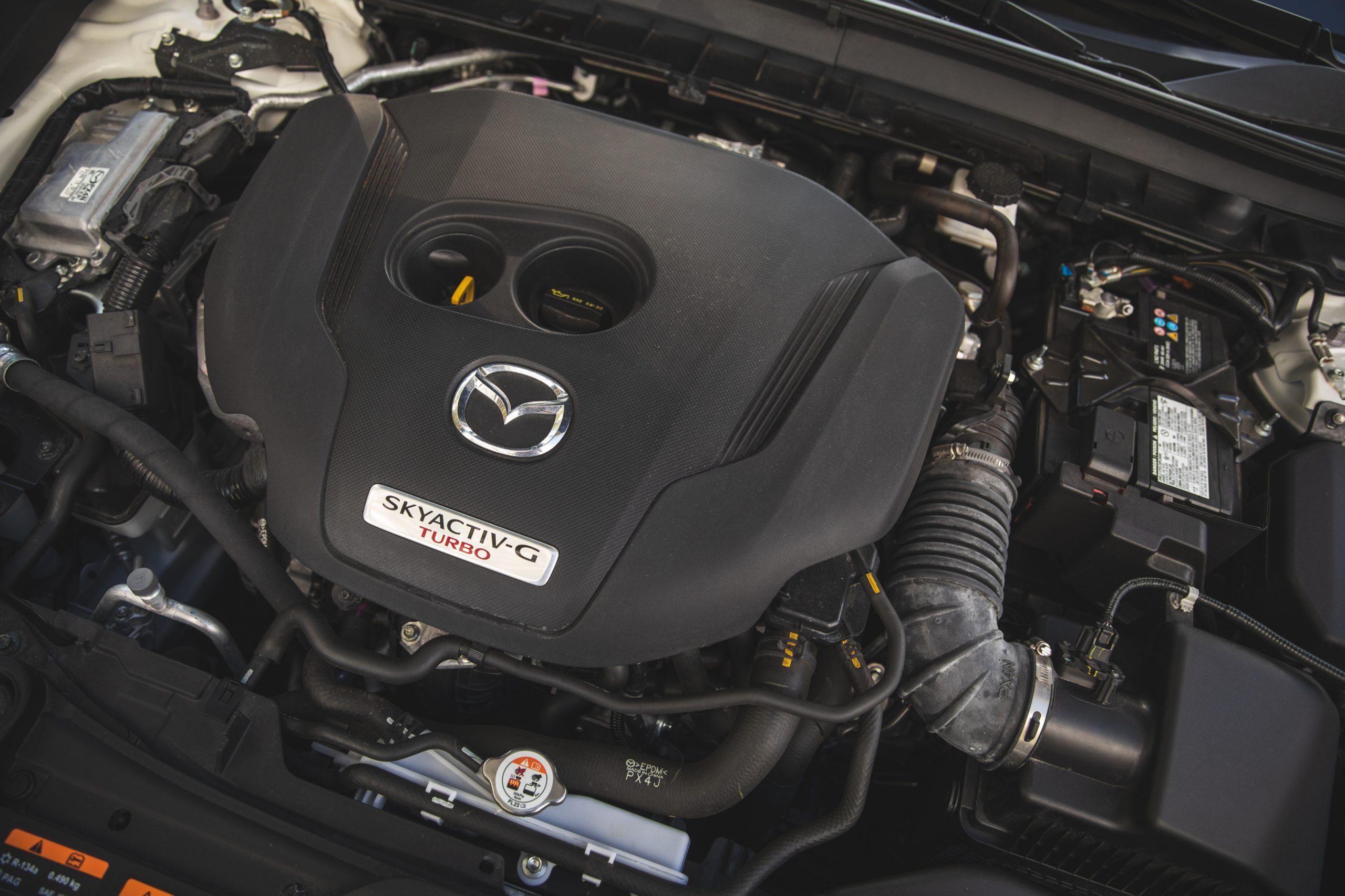 Mazda CX30 engine