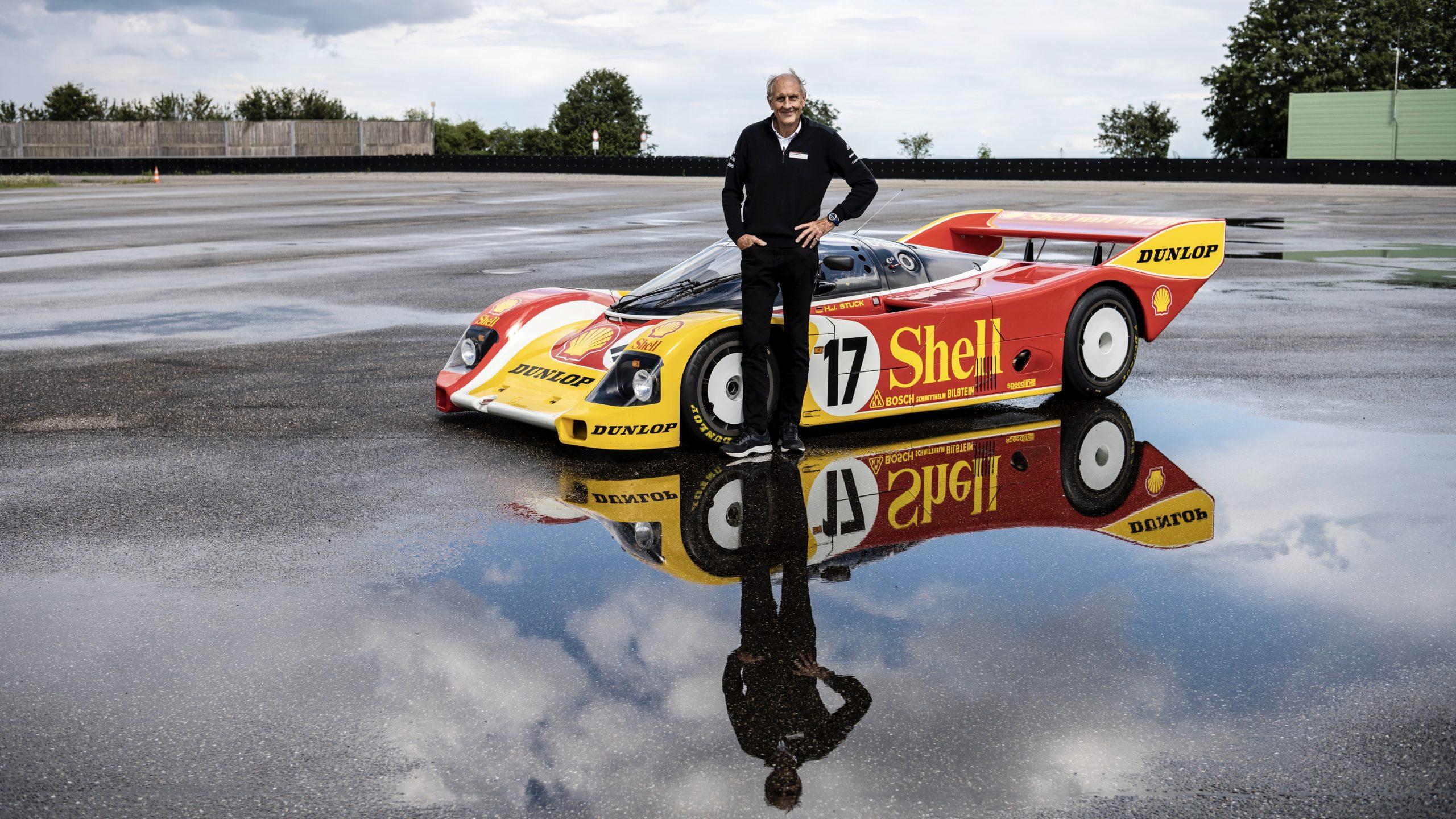 Porsche 962 C Hans-Joachim Stuck