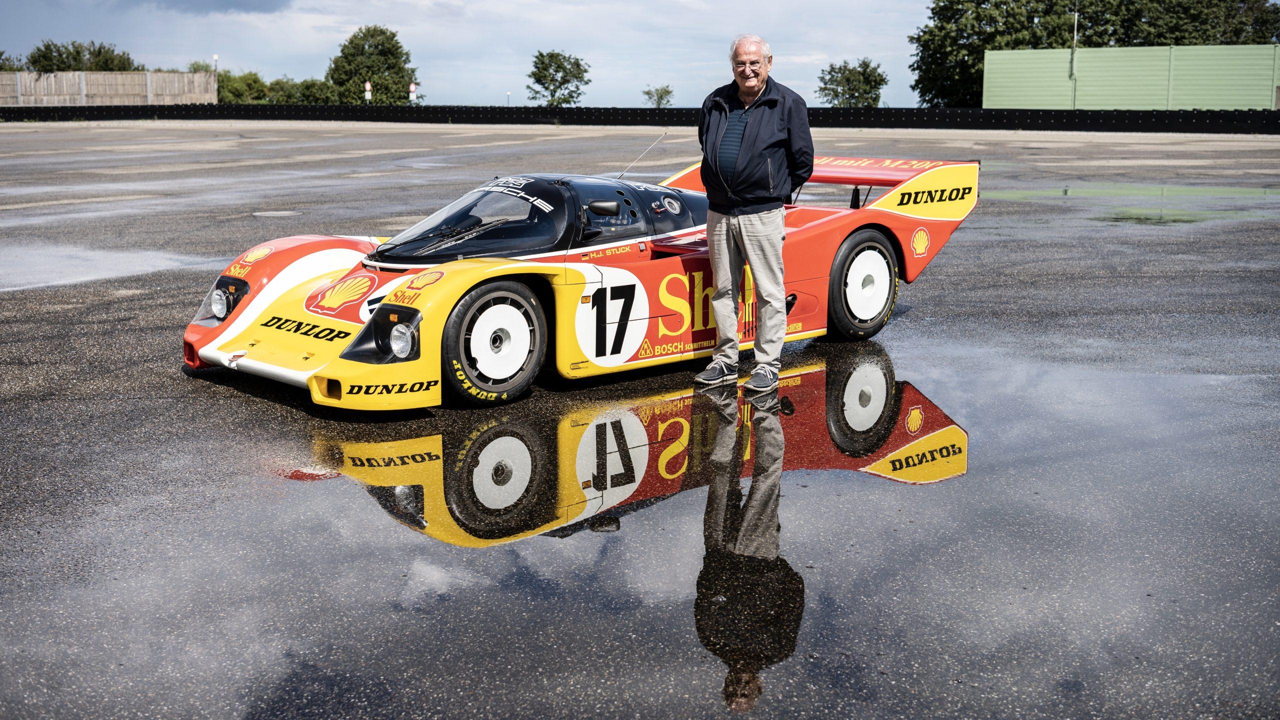 Porsche 962 C Norbert Singer