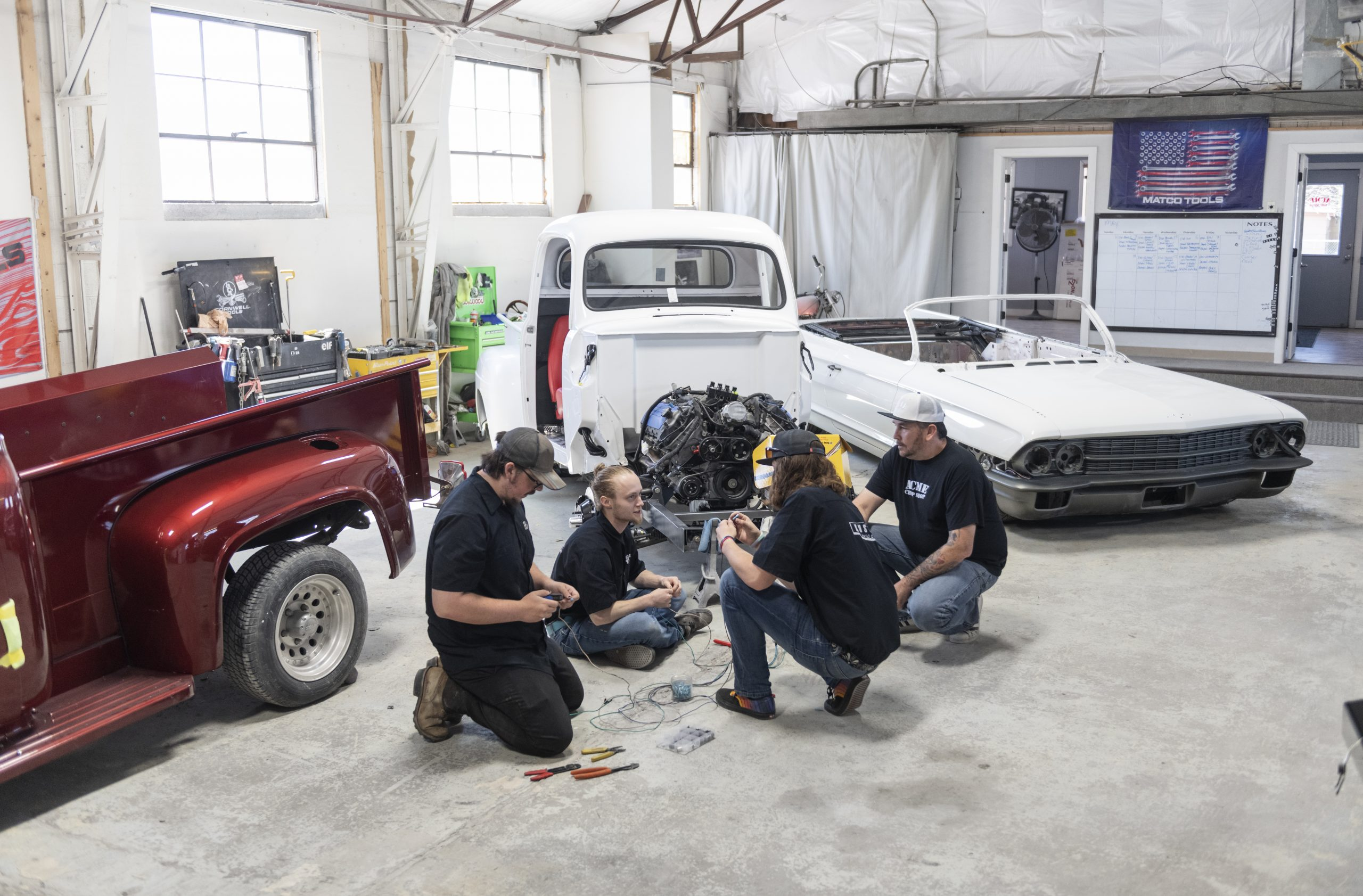 colorado restoration program students