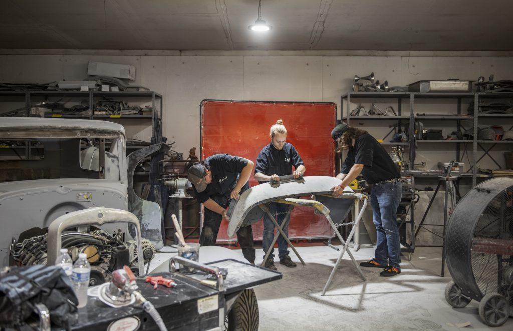 colorado restoration program body work