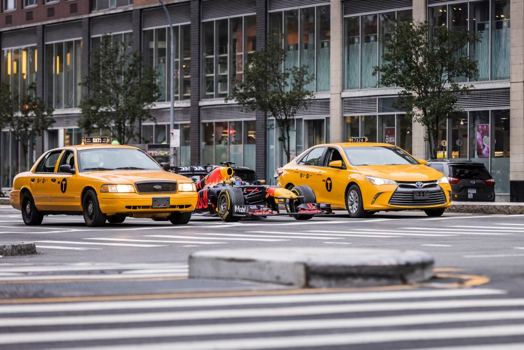 Red Bull Racing 2021 in NYC