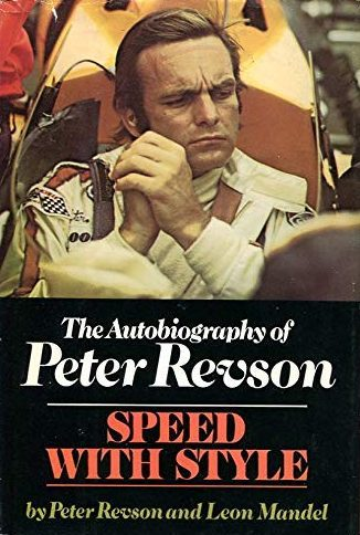 Speed with Style Peter Revson