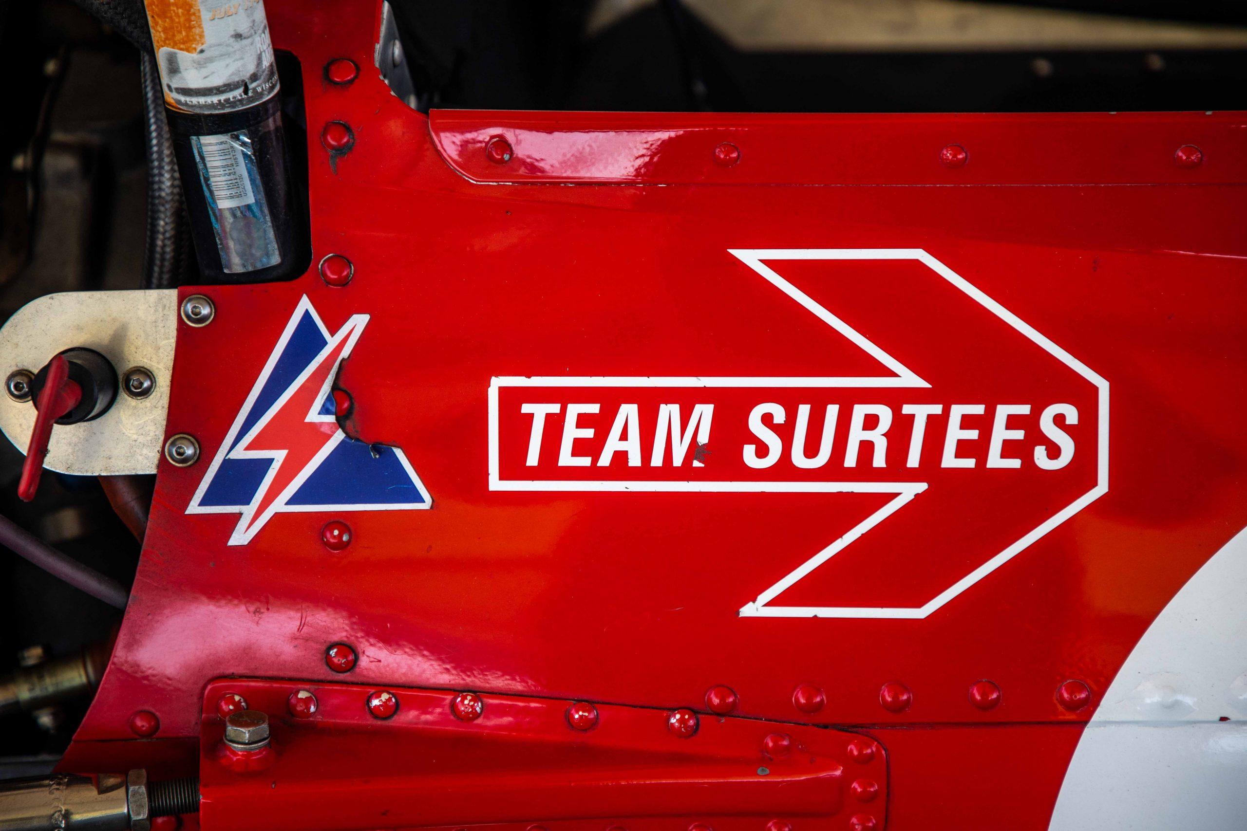 SurteesTS5_1 vintage Formula 5000 American Speed Festival 2021