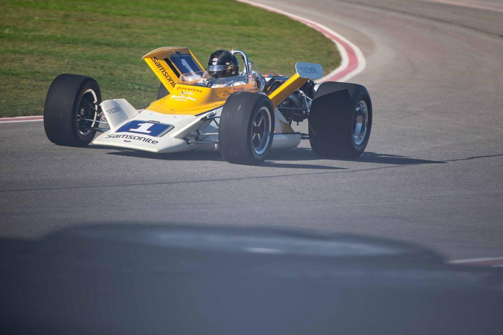 VPJ-1 American Speed Festival 2021 vintage IndyCar