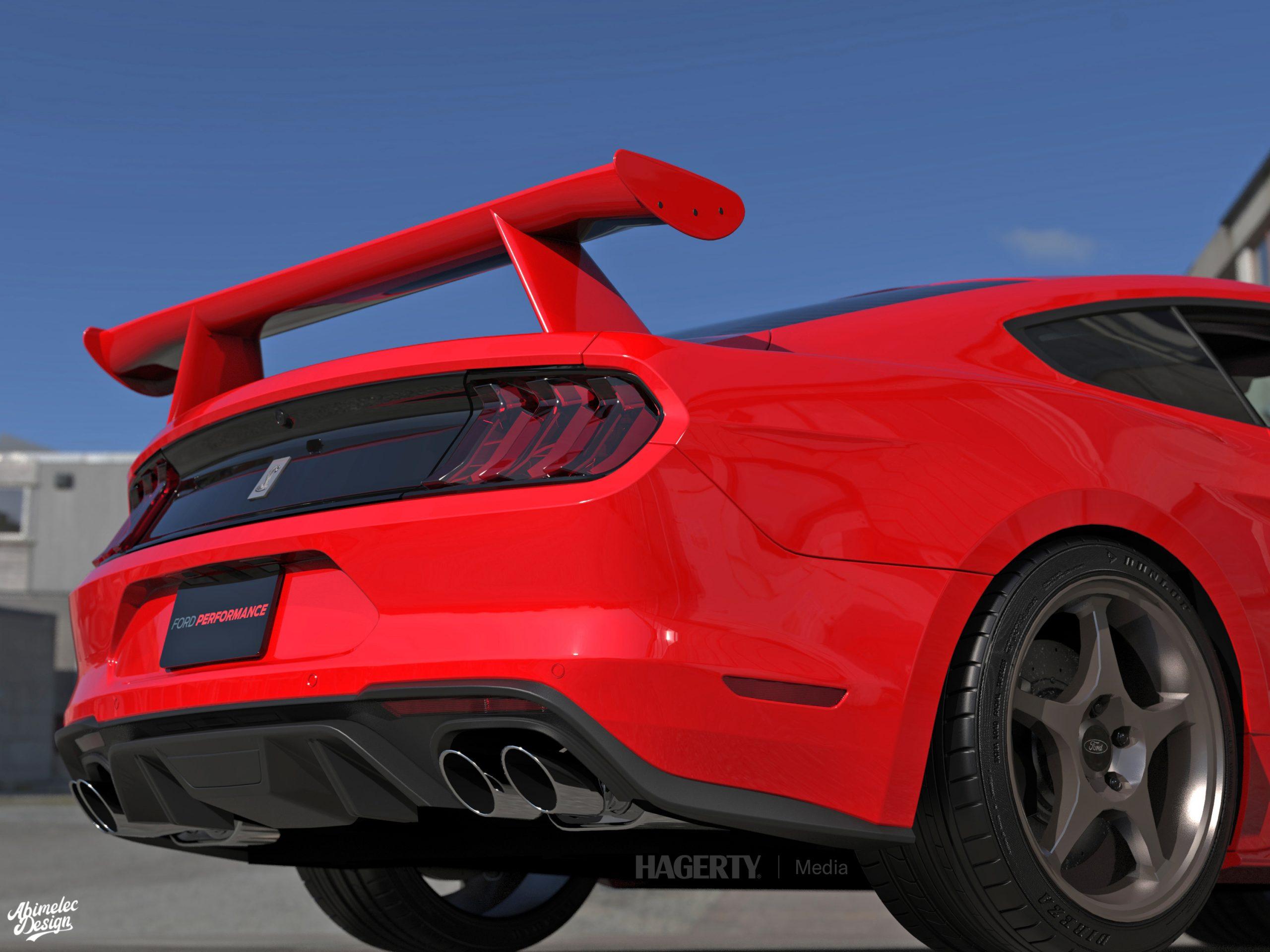 What If 21 Cobra R rear