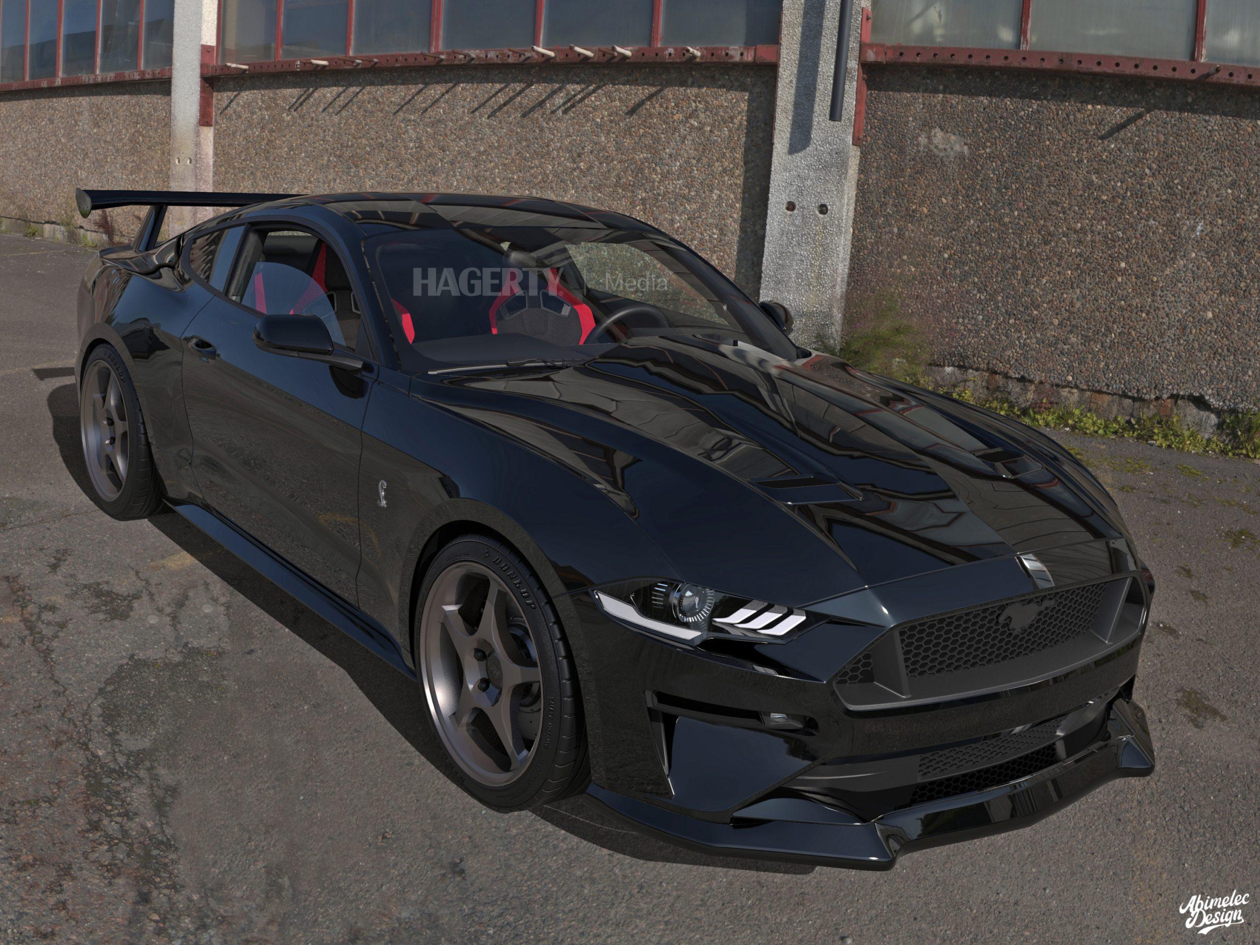 What If 21 Cobra R black