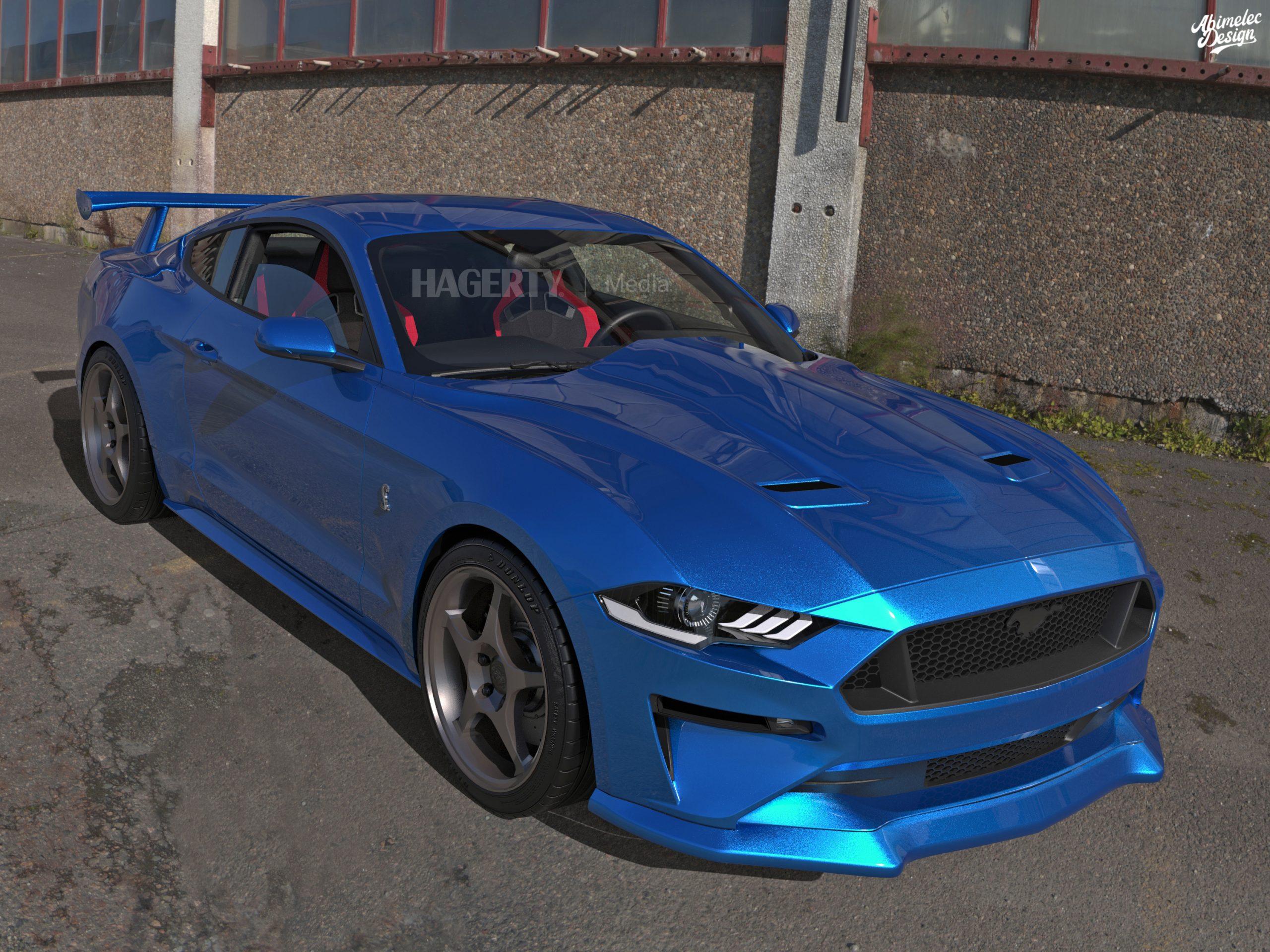 What If 21 Cobra R blue