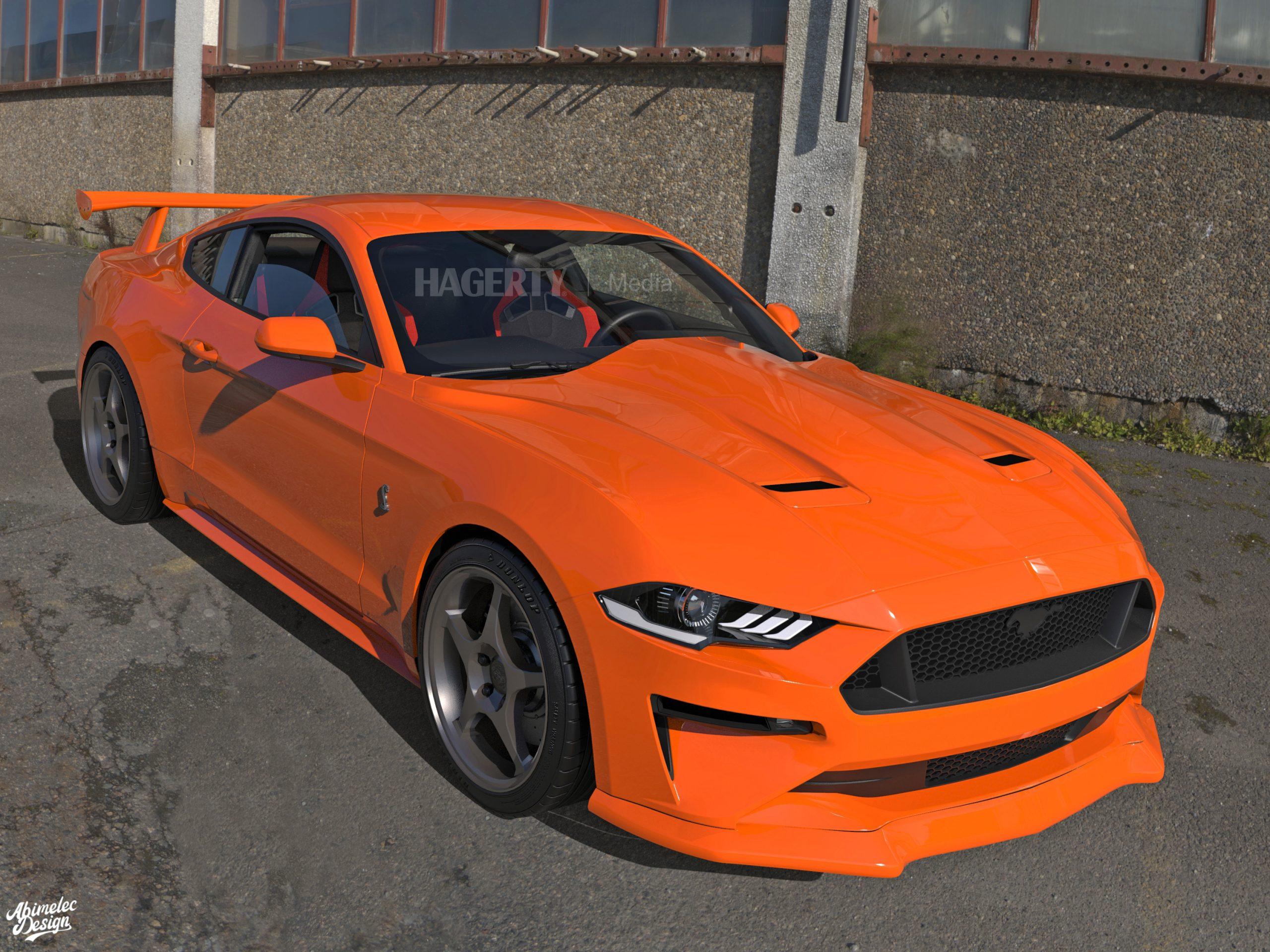 What If 21 Cobra R orange