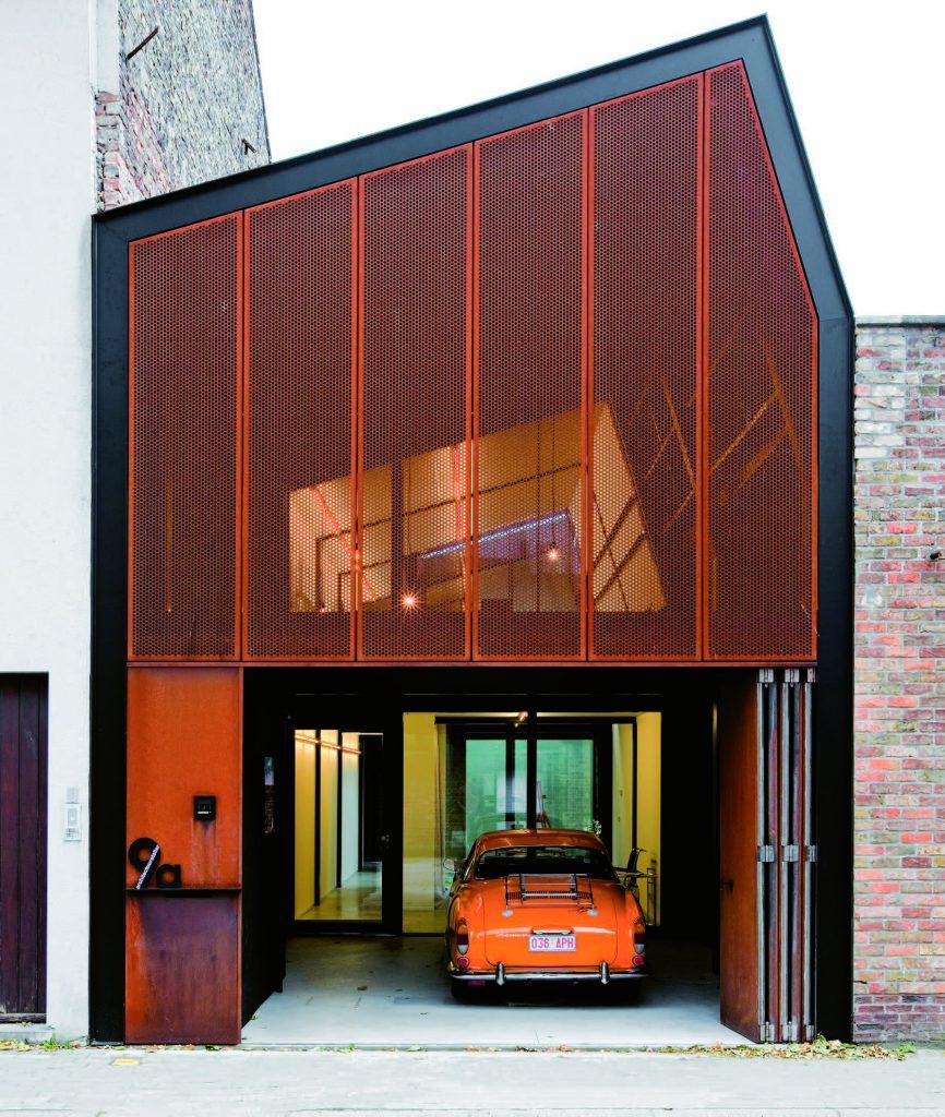 VW Karmann Ghia Carchitecture
