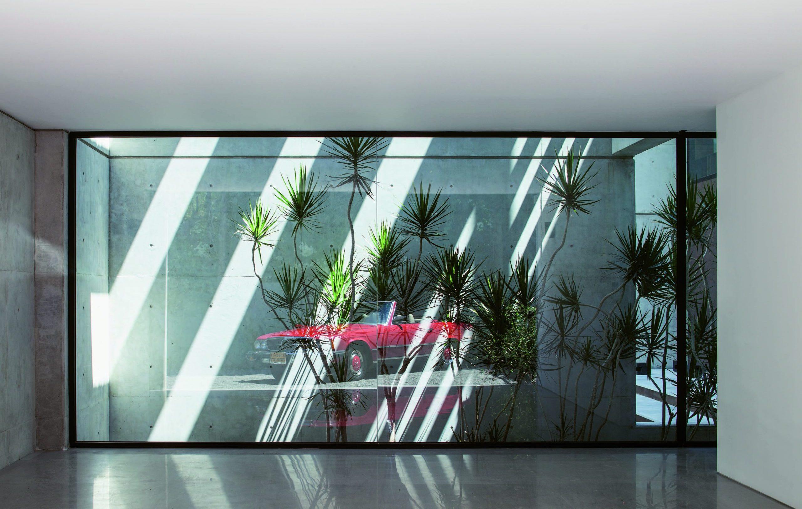 Mercedes SL Carchitecture